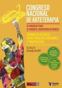 III Congreso Nacional de Arteterapia FEAPA @ Paraninfo de la Universidad de Murcia. Campus de La Merced | Murcia | Región de Murcia | España